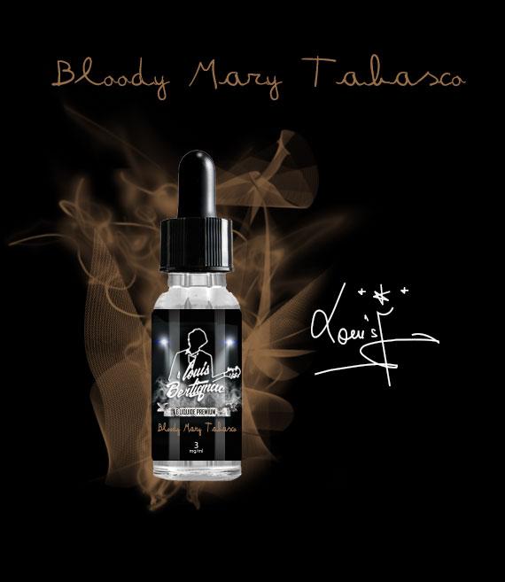 e-liquide Louis Bertignac Bloody Mary tabasco