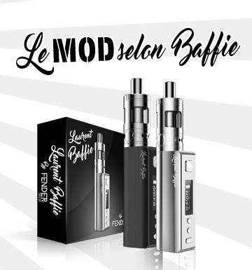 e-liquide Solevan Laurent Baffie