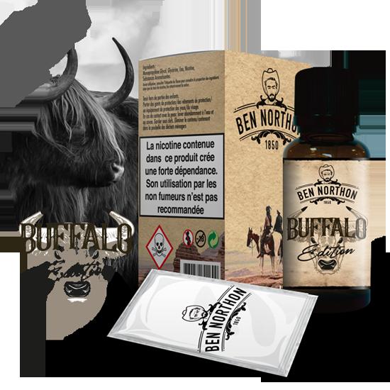 e-liquide Ben Northon Black horse